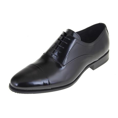 Oxford Antick Shoe // Black (Euro: 40)