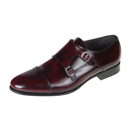 Oxford Burdeos Shoe // Bordeaux (Euro: 40)