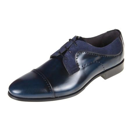 Derby Lux Shoe // Navy (Euro: 40)