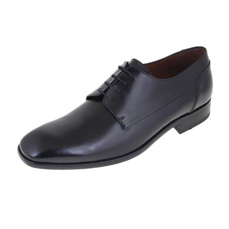 Derby Shoe Gaucho // Black (Euro: 40)
