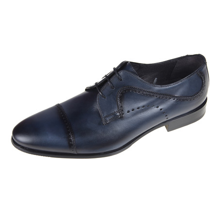 Derby Murano Shoe // Navy (Euro: 40)