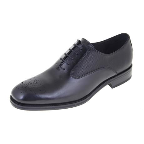 Oxford Pixel Shoe // Black (Euro: 40)