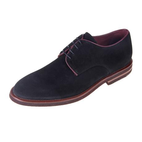 Derby Oil Shoe // Black (Euro: 40)