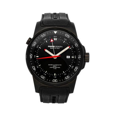 Momo Design GMT Automatic // MD095-BKDIVRB-01 // Pre-Owned