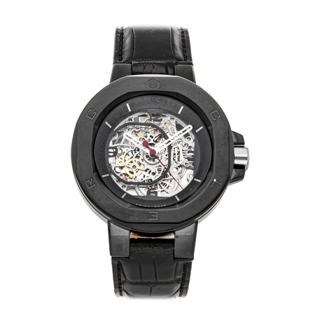 Clerc Icon 8 Automatic // I8SKA12 BLKSTEEL // Pre-Owned
