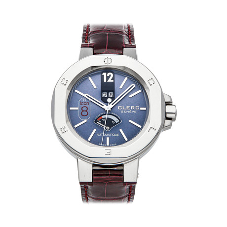 Clerc Icon 8 Power Reserve Automatic // I8RMA18BLUE // Pre-Owned