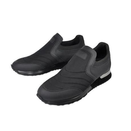 Metallic Resistance Sneakers // Black (Euro: 39)