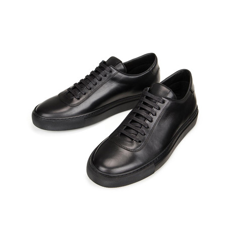 Court Sneakers // Black (Euro: 39)