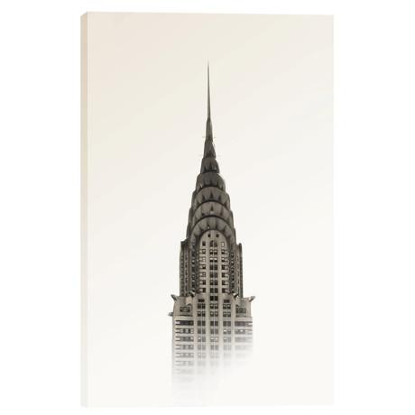 "Chrysler Building (18""W x 26""H x 0.75""D)"