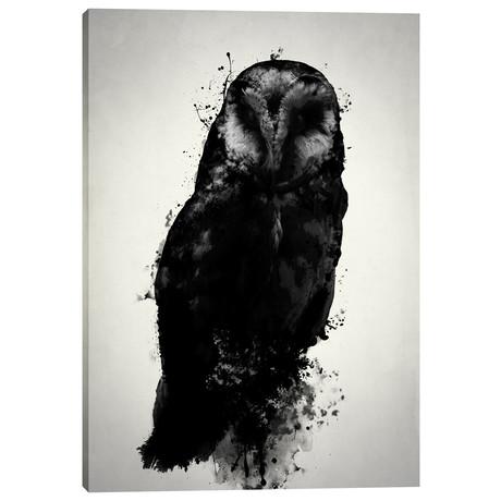 """The Owl (18""""W x 26""""H x 0.75""""D)"""