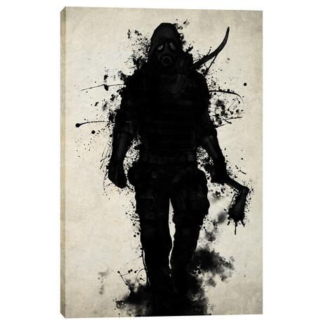 """Apocalypse Hunter (18""""W x 26""""H x 0.75""""D)"""