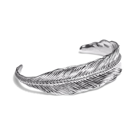 Feather // Silver (XS)