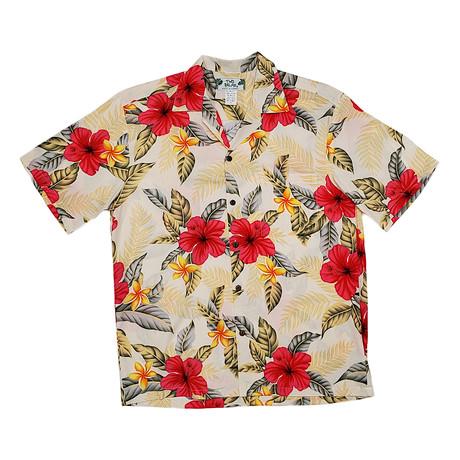 Leilani Shirt // Cream (Small)
