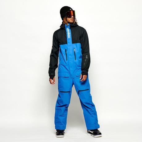 Mark V Shell // Blue (XS)
