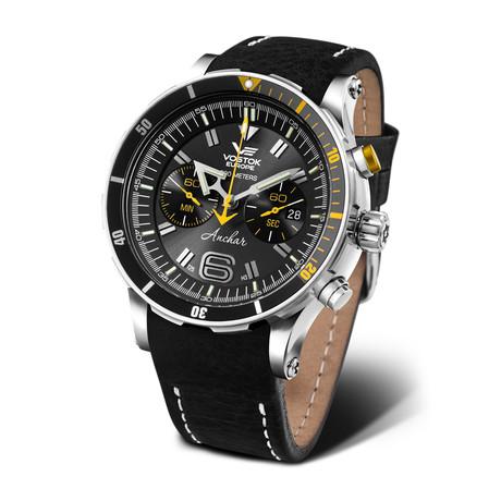 Vostok-Europe Anchar Chronograph Quartz // 6S21/510A584