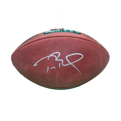 Tom Brady // Duke Super Bowl LIII Football // Signed