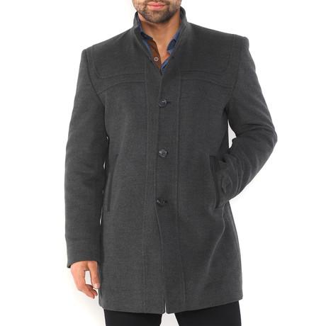 Crestone Overcoat // Anthracite (Medium)