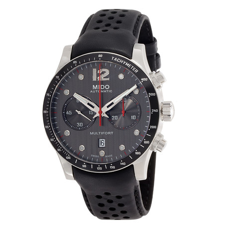 Mido Multifort Chronograph Automatic // M0256271606100 // New