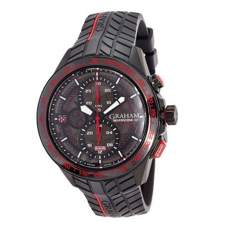Graham Silverstone RS Endurance Chronograph Automatic // 2STCB.B03A // Unworn