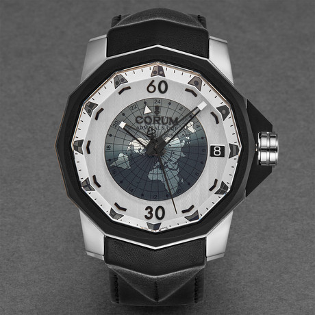 Corum Admiral Challenger Automatic // A171/04203 // Store Display