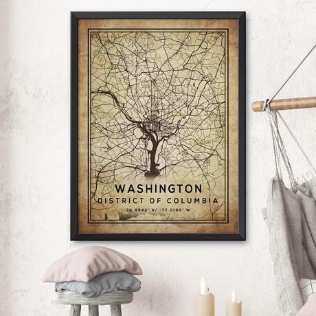 "Washington, D.C. (24""H x 18""W)"