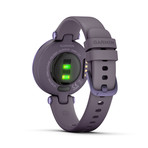 Lily™ Watch + Silicone Sport Band // Midnight Orchid + Deep Orchid // 010-02384-02