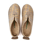 Ivy House Slipper // Yellow Plated + Gray Sole (Euro: 42)