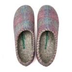 Yew House Slipper // Purple Plated + Purple Stitching + Beige Sole (Euro: 38)