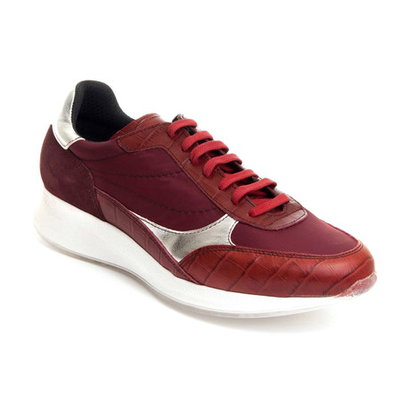 Wildcoco Sneaker // Red (Euro: 40)