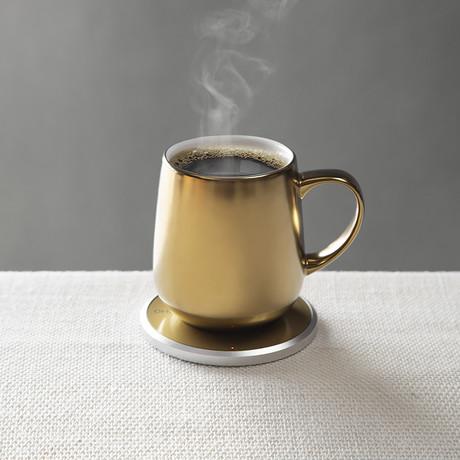 Ui Mug Set // Fine Gold