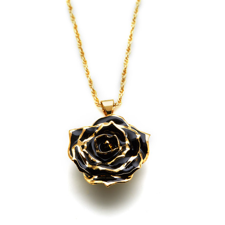 Midnight Promise Eternal Necklace