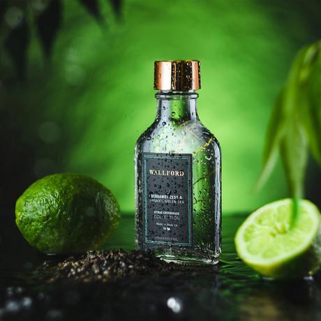 Fragrance Oil // Bergamot Zest & Organic Green Tea