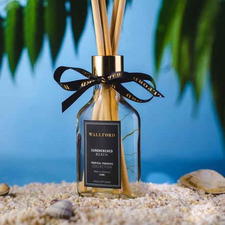 Reed Diffuser // Sundrenched Beach