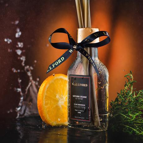 Reed Diffuser // Satsuma Orange & Thyme