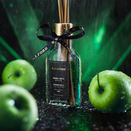 Reed Diffuser // Granny Smith Apples
