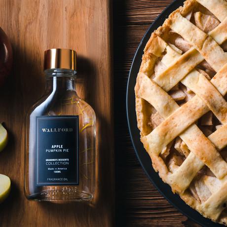 Fragrance Oil // Apple Pumpkin Pie