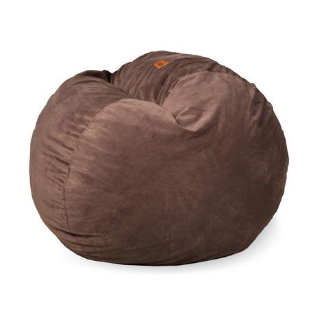 Convertible Sleeper // Plush Fur // Brown (Full)