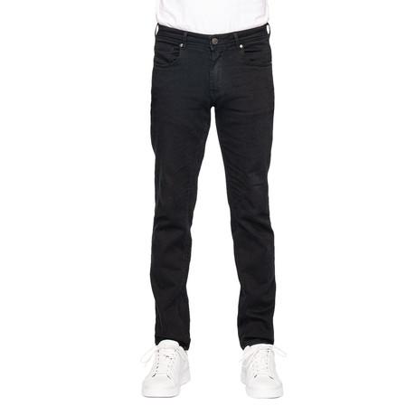 The Alday Pant // Black (28WX32L)