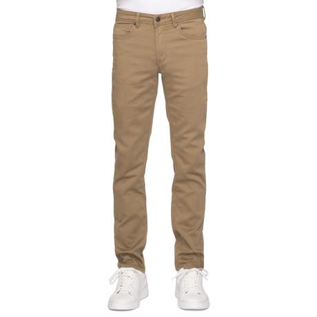 The Alday Pant // Khaki (28WX32L)