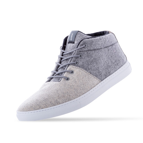 Sky Wooler // Middle Gray (Euro: 41)