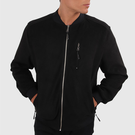 Francesco Jacket // Black (48)