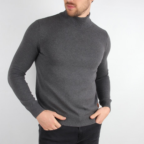 Ocean Sweater // Dark Gray (Medium)