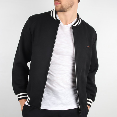 Wyatt Jacket // Black (48)