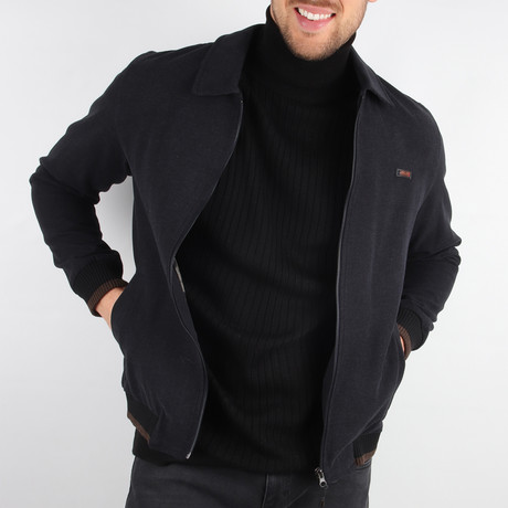 England Jacket // Black (48)