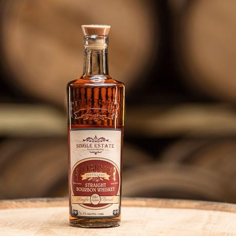 Filibuster Single Estate Bourbon // 750 ml