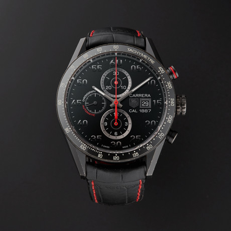 Tag Heuer Chronogrpah Automatic // CAR2A80-0 // Pre-Owned