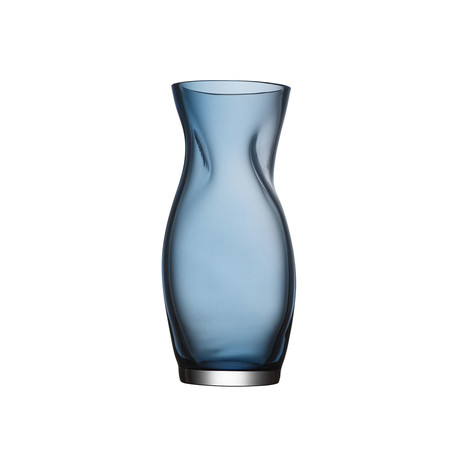 Squeeze Vase // Blue (Small)