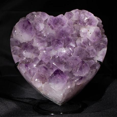 Amethyst Heart II