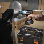 AI Drill/Driver // 55-Piece Accessory Kit
