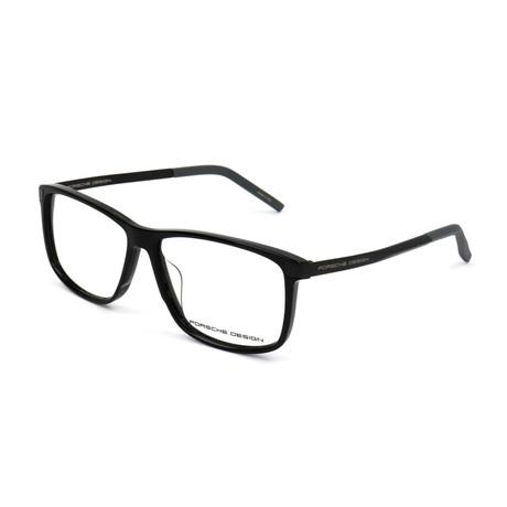 Men's P8319 Optical Frames // Black